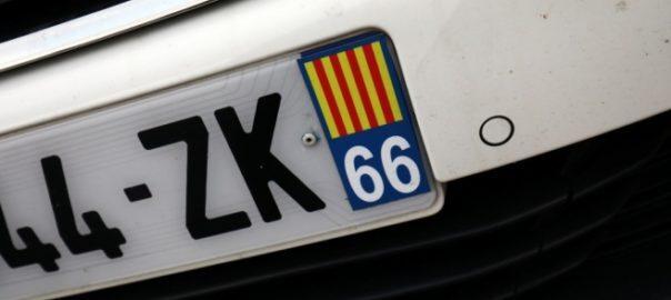 matrícula Catalunya Nord