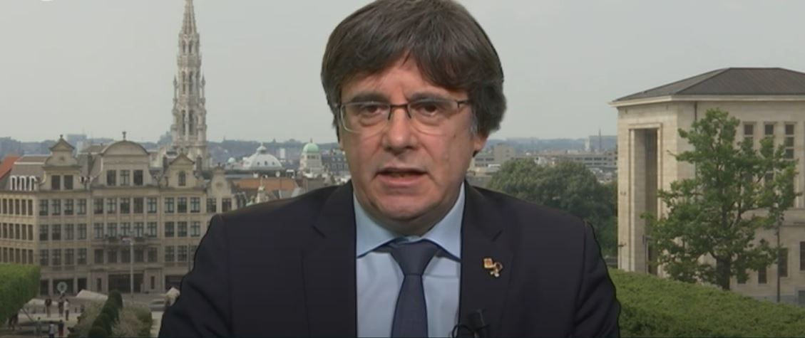 "Carles Puigdemont: ""If the request to lift our immunity hinders our work as MEPs, we won't accept it"" - VilaWeb"