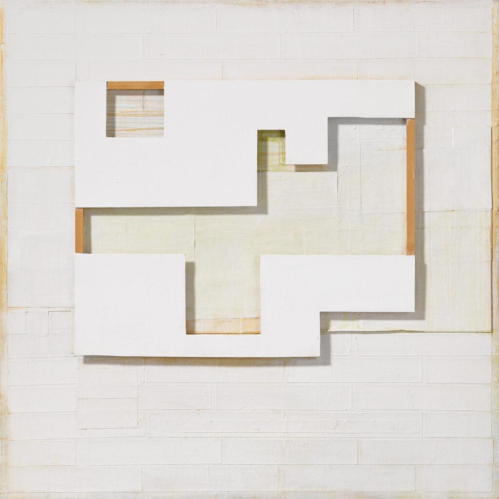 Una de les obres de Tur Costa del 2010 presents a la mostra