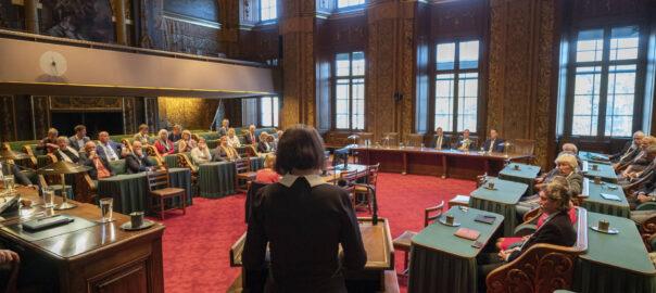 parlament frisó Frisia