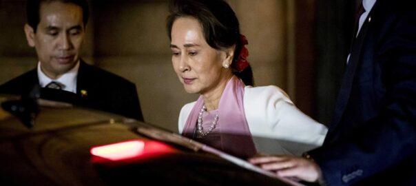 Suu Kyi Birmània