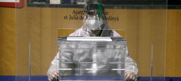 Guia Eleccions Catalunya 2021