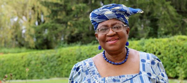 Ngozi Okonjo-Iweala OMC
