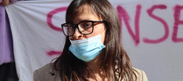 Vanessa Mendoza activista andorrana
