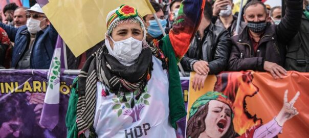 HDP pro-kurd Turquia