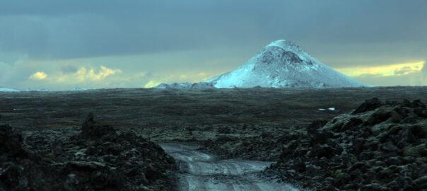 Keilir volcà Islàndia