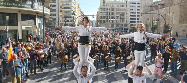 25 d'abril a València