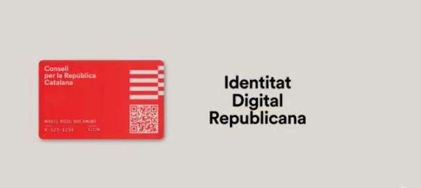 Identitat digital Consell per la República