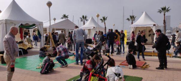 Plaça del Llibre d'Alacant 2020