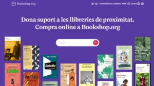 Obre Bookshop.org, una plataforma en línia de llibreries de proximitat per competir amb Amazon