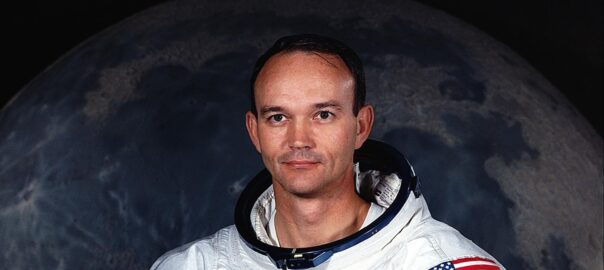 Michael Collins NASA