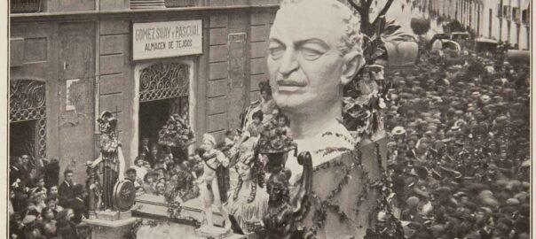 El bust de Blasco Ibáñez