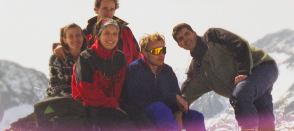 Iimatge del documental Infern glaçat sobre la tragèdia del Balandrau a TV3