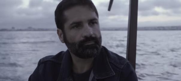 Imatge de Pau Debon, cantant d'Antònia Font, en un vídeo del Primavera Sound