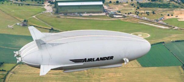 dirigible Airlander 10