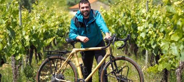 sergi unanue bicicleta bambu