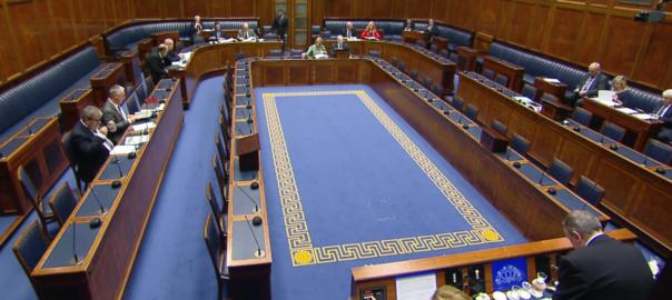 Nord Irlanda assemblea