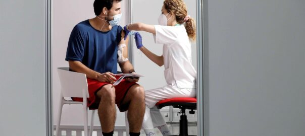 vaccinació joves valència