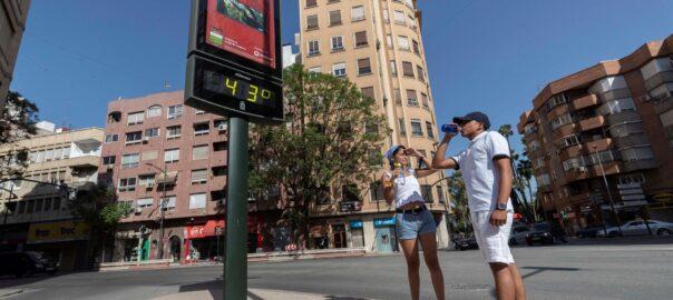 alerta roja país valencià