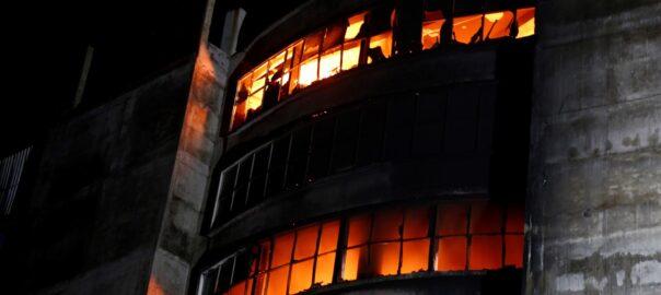 Incendi Bangladesh