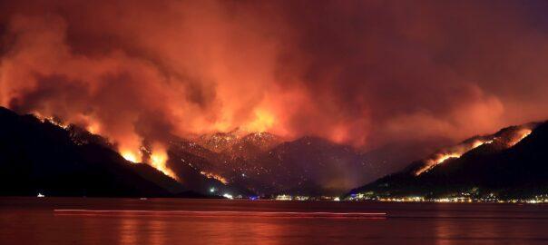 incendis turquia