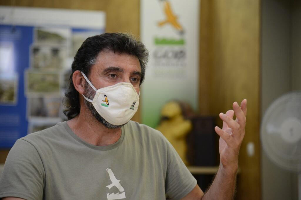 Miquel Camps, coordinador del GOB