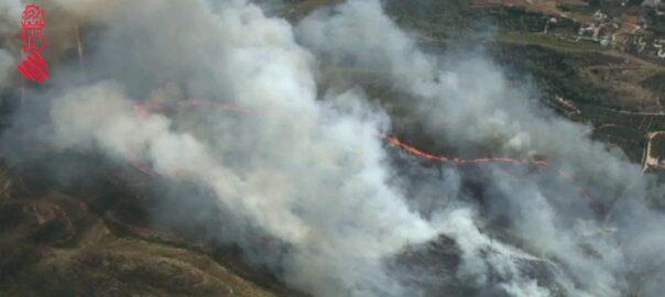 incendi Rafelguaraf