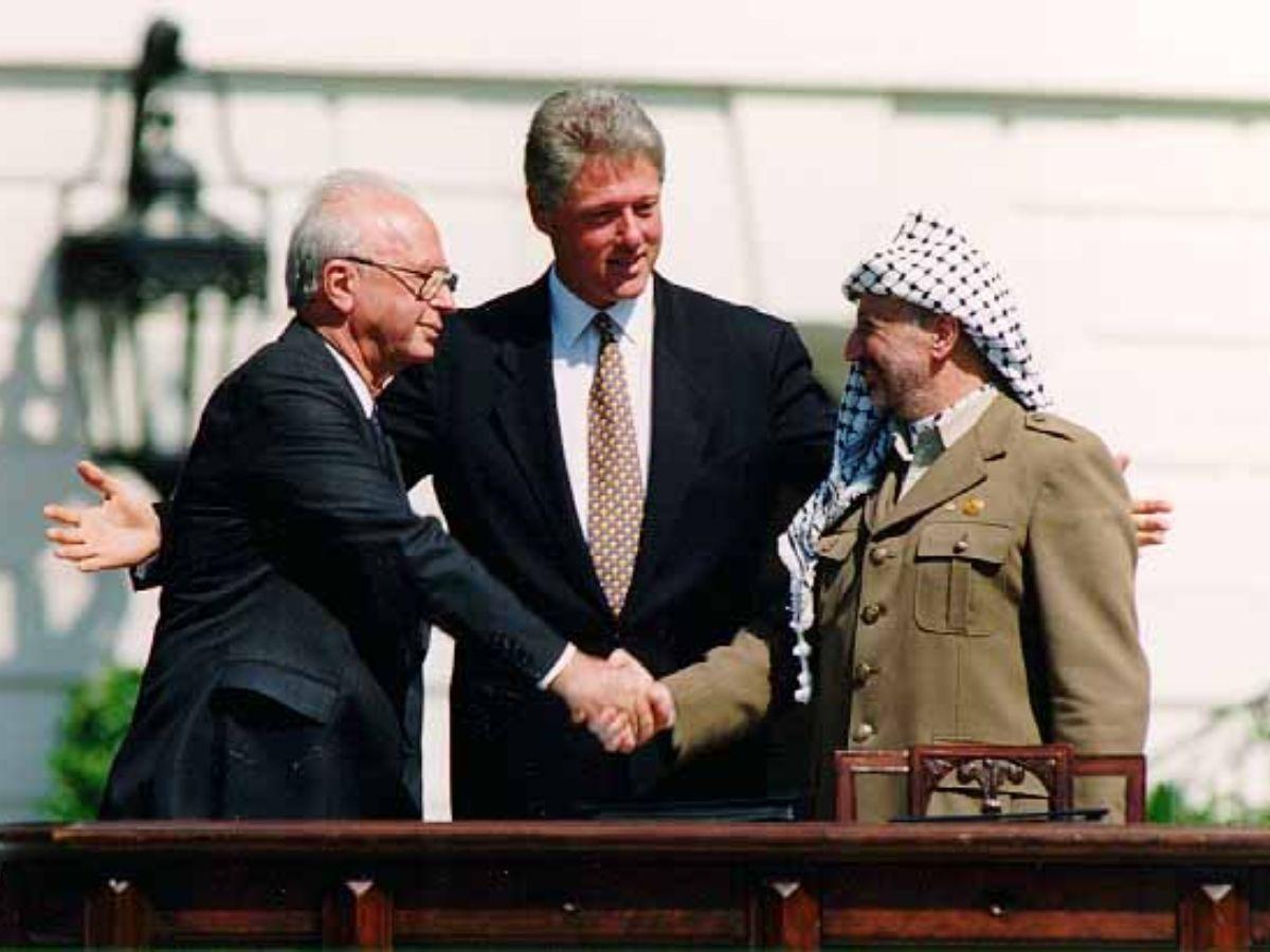 Acord d'Oslo entre Palestina i Israel