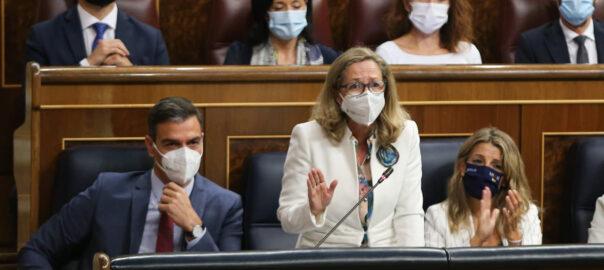 Nadia Calviño llei audiovisual