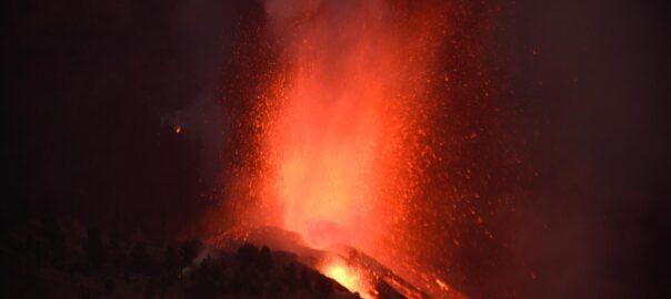 Volcà a la Palma