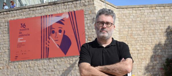 Eduardo Guillot, director de la Mostra de Cinema de València