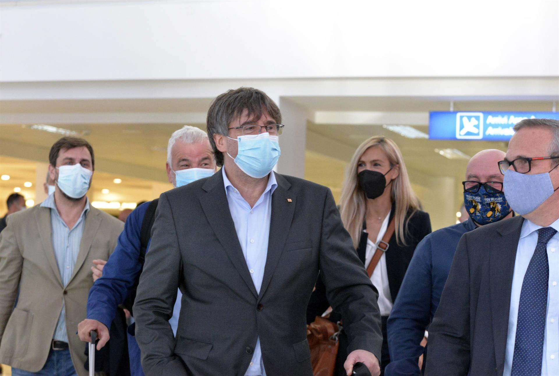 The list of countries that openly refuse to extradite Puigdemont grows bigger - VilaWeb