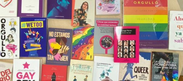 Llibres LGBTI Castelló