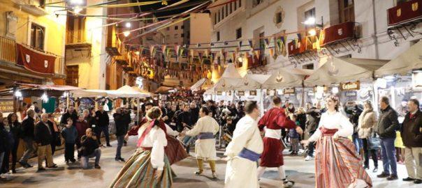 mercat medieval onitnyent 2019