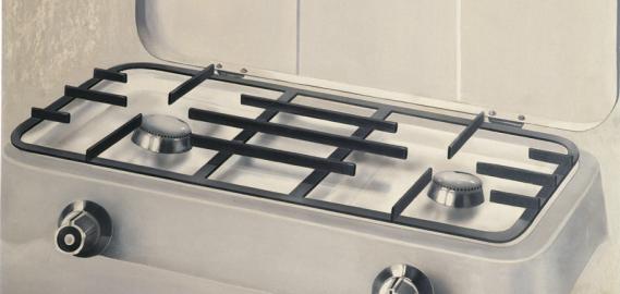 Fragment Bodegó/cuina de gas. Anzo 1964