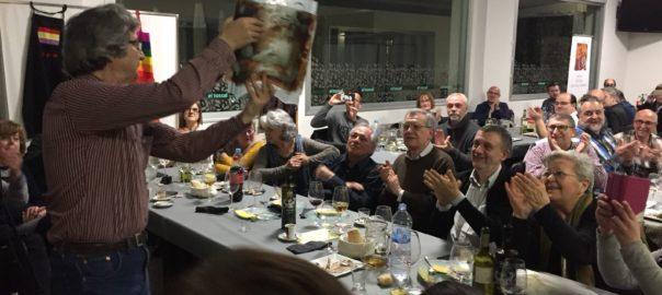 Premi Fer Comarca a Casimir Romero