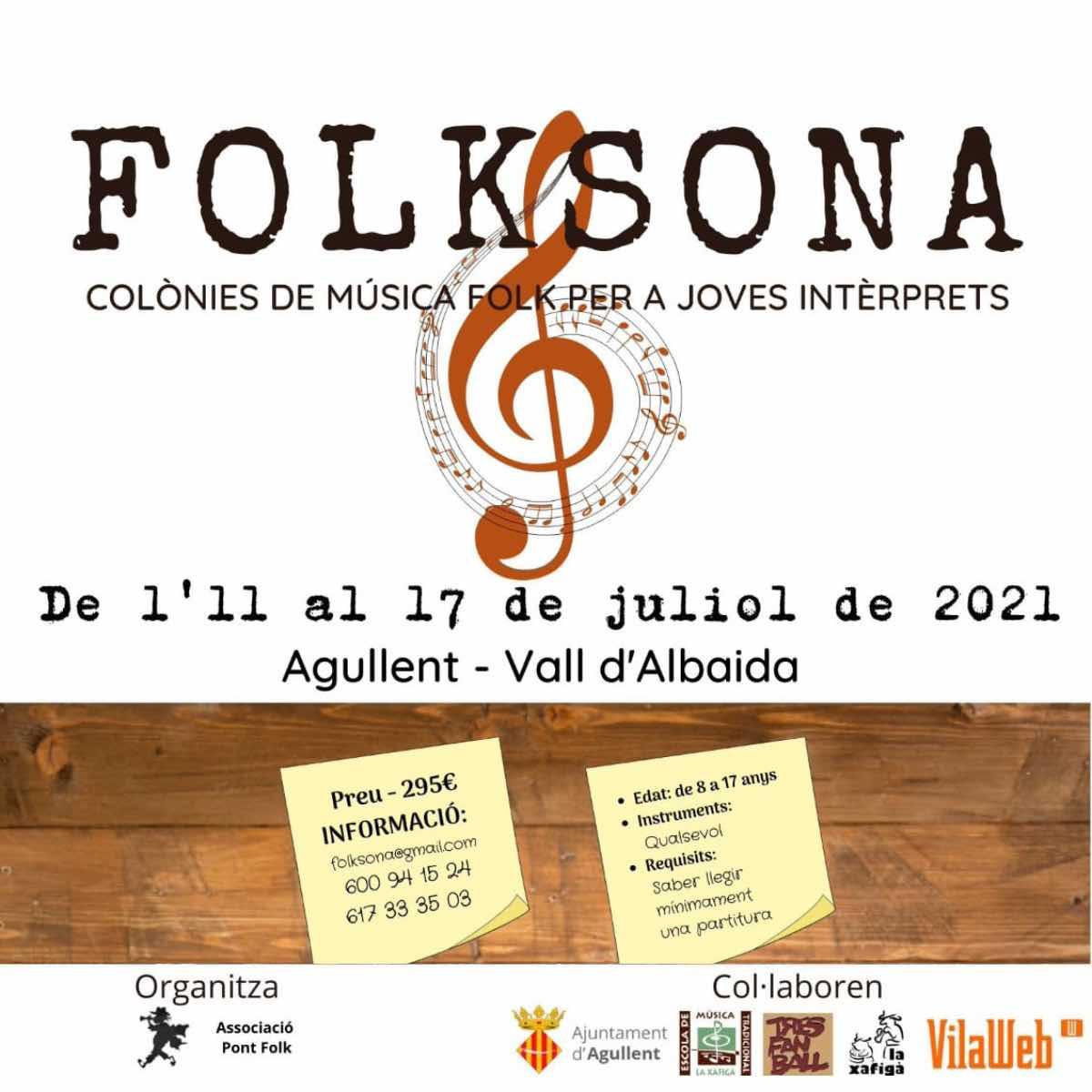 Folksona 2021